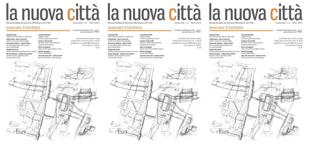 La Nuova Città n. 1/IX, 2013
