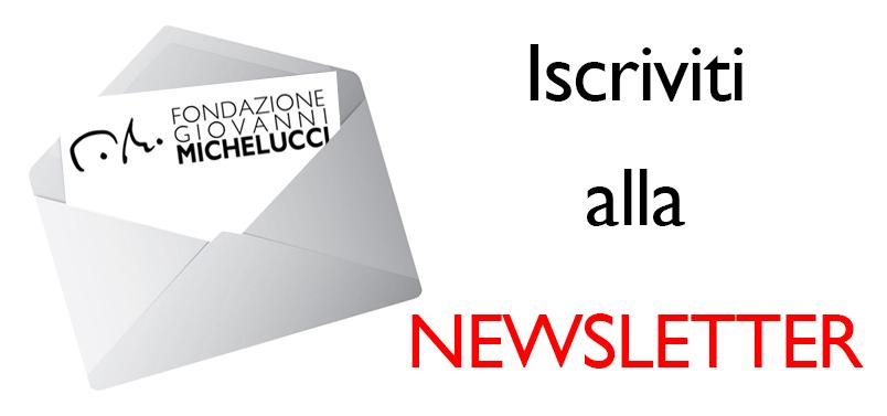 Fondazione Michelucci Newsletter