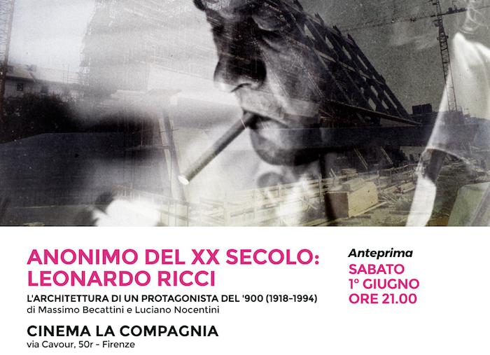 Documentario Anonimo del XX secolo Leonardo Ricci