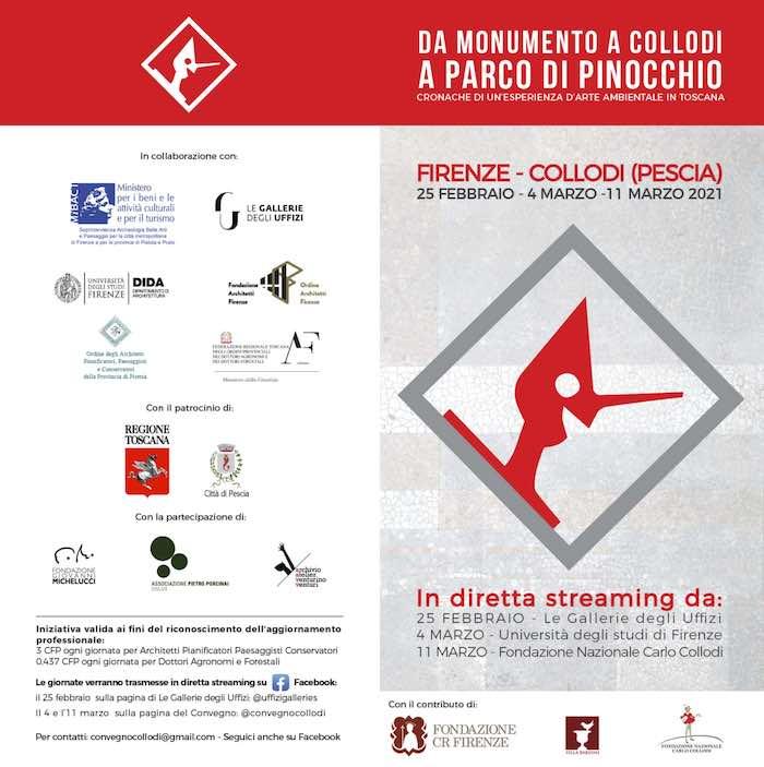 Convegno – Da monumento a Collodi a Parco di Pinocchio. Cronache di un'esperienza di Arte Ambientale in Toscana