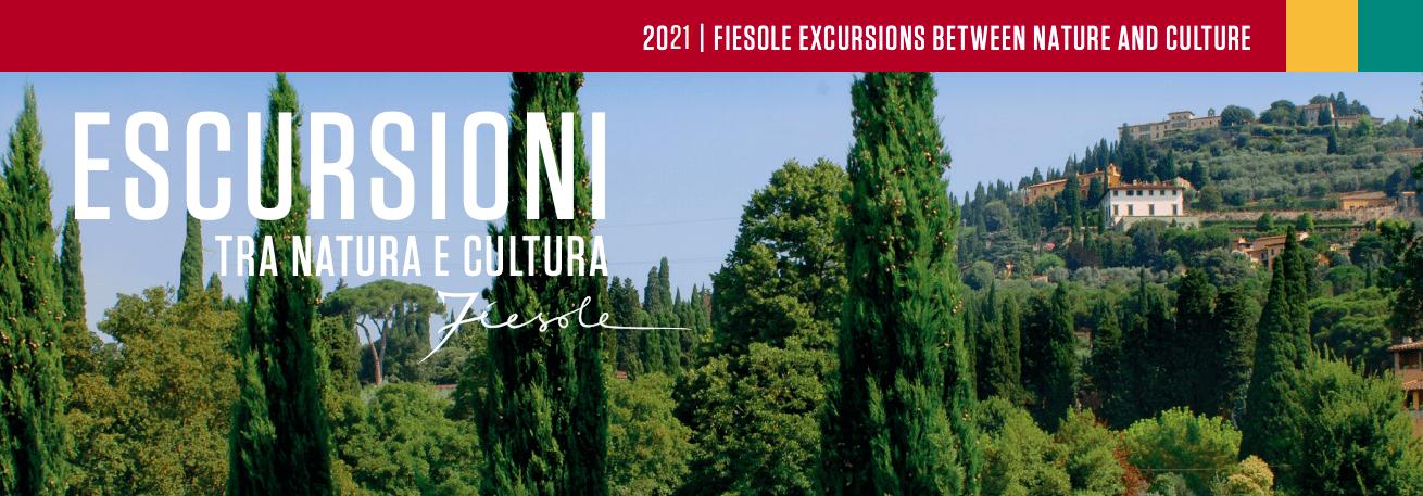 Fiesole escursioni tra natura e cultura 2021